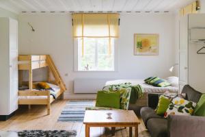 A room at Röda Stugan