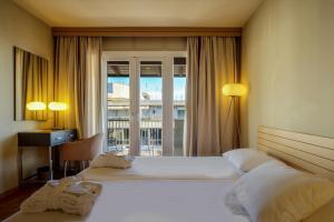 A room at Astoria