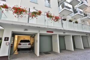 제임스 호텔 & 아파트 파티오 또는 야외 공간