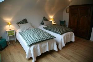 A room at Les Chambres du Beau Regard