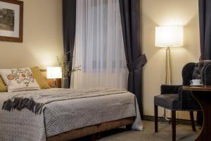 A room at Villa Vita