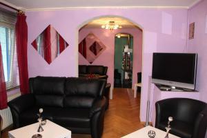 Lounge oder Bar in der Unterkunft Zimmervermietung