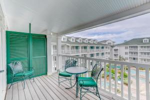A porch or other outdoor area at Turtle Cay by Diamond Resorts