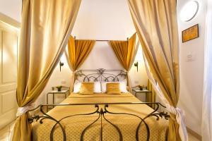 A room at Alla Vite Dorata