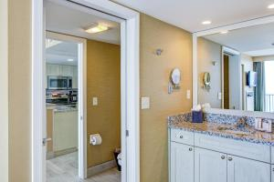 A bathroom at Boardwalk Resort by Diamond Resorts