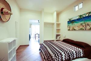 Una habitación en Casa Mi Playa