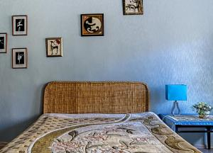 A bed or beds in a room at Аpartment Zhukovskogo 33