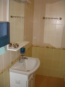 Ванна кімната в Эконом Комнаты