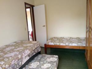 Um quarto em Apartamento Terracota Beira Mar