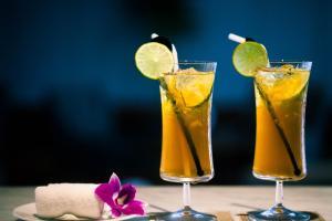 Drinks at Somadevi Residence