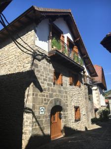 Fachada o entrada de Casa Rural Tamborin