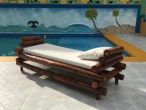 Spa and/or other wellness facilities at Villa Altea