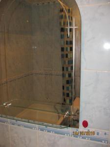 Ванная комната в Apartment on Olimpiyskaya 42