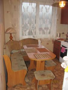 Ресторан / где поесть в Apartment on Olimpiyskaya 42