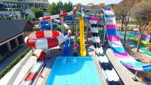 The swimming pool at or near Trendy Lara