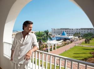 Concorde Hotel Marco Poloにあるバルコニーまたはテラス