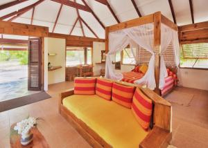 A room at Bird Island Seychelles - Private Island Villas