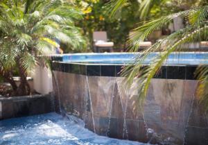 The swimming pool at or near Ka'ana Resort & Spa