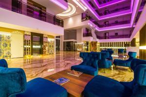 Лаундж или бар в Sfera Luxury Residence & Spa