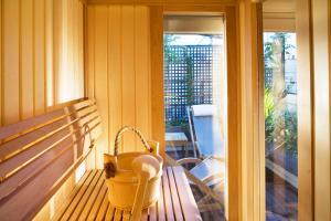 Балкон или терраса в Le Relais Madeleine
