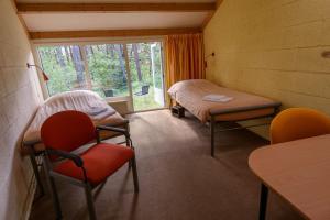 A room at Folkshegeskoalle Schylgeralân