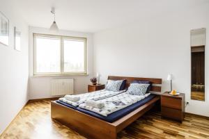 Pokój w obiekcie Home away from home in Gdansk