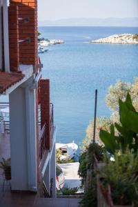 Výhľad na more alebo výhľad na more priamo z apartmánu