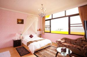 A room at Meng Zong Jhu B&B