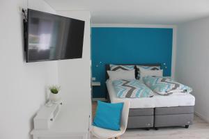 Ein Zimmer in der Unterkunft Ferienwohnung Familie Seuferle