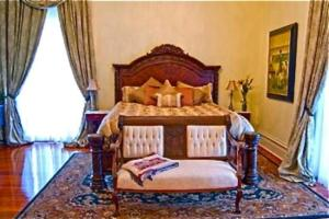 A room at Dansereau House