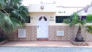 Façade ou entrée de l'établissement Dar Saada Mirleft