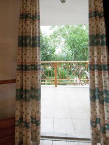 Μπαλκόνι ή βεράντα στο Pension Laura