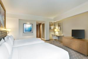 A room at Hilton Durban