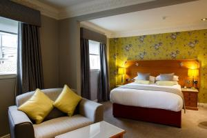 A room at Best Western Lichfield City Centre The George Hotel