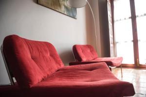 A seating area at Alvaro de Torres Boutique