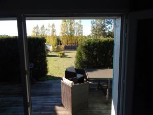 Terrasse ou espace extérieur de l'établissement Le mas des Landes