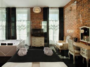 Zaplecze spa i wellness w obiekcie Aparthotel Betmanowska Main Square Residence