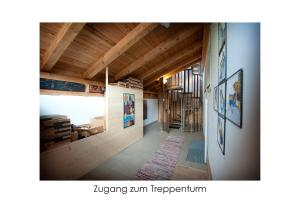 Ein Patio oder anderer Außenbereich in der Unterkunft Ferienwohnung Helmut Bachmann