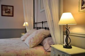 A room at La Villa Belle