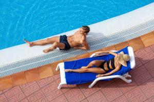 Spa en/of wellnessfaciliteiten van MUR Neptuno Gran Canaria - Adults Only