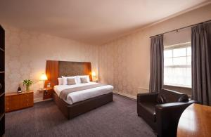 A room at The Regency Hotel; Sure Hotel Collection by Best Western