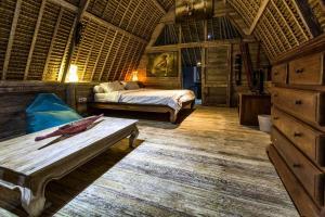 Een kamer bij Gipsy Beach Bungalows
