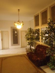 Posezení v ubytování Hotel Green House