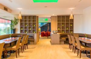 Restavracija oz. druge možnosti za prehrano v nastanitvi All in Red Thermenhotel