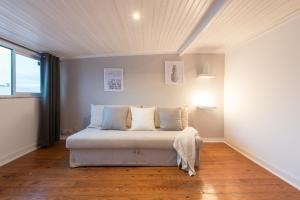 A seating area at Lisbon Apartment Bairro Alto 3