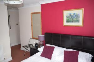 A room at The Swan at Great Kimble