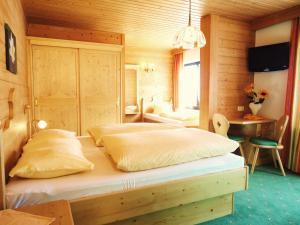 Gulta vai gultas numurā naktsmītnē Alpenhof Schwaiger