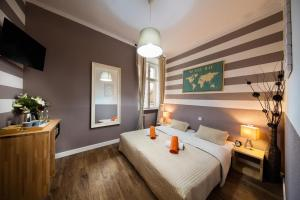 A room at Hostel Rynek 7