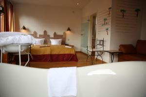 A room at Hotel Drei Raben