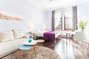 Pokój w obiekcie Apartamenty Długa 27